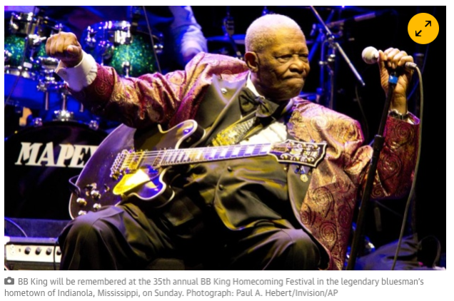 BB King's Will